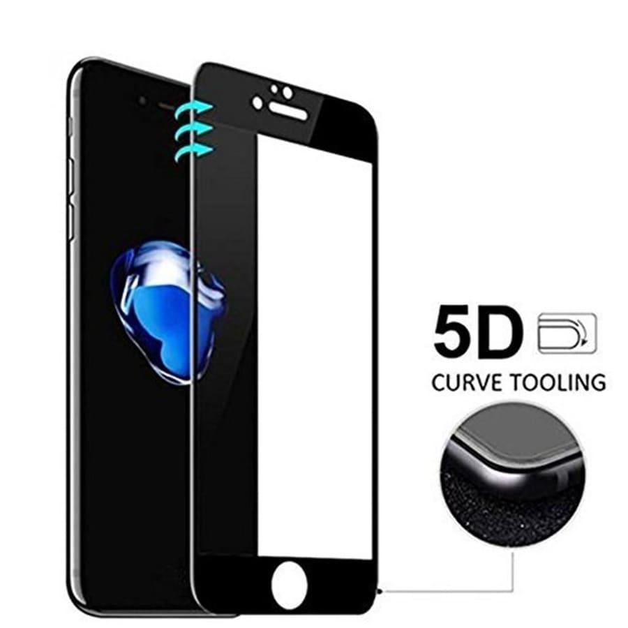 09912843a81 Glass Pro Vidrio Templado Iphone 6s PLUS 6 PLUS 5d 6d Curvo – Copyline