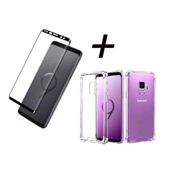Combo-Samsung9-10-Vidrio-FundaBumper